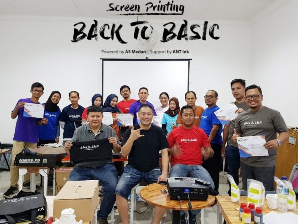 Workshop Sablon Manual