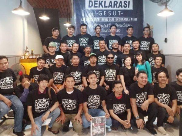Entrepreneur Sablon Sumatera Utara